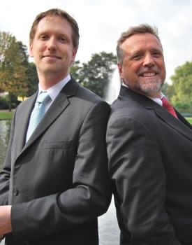 Robert Hotstegs & Dr. Henning Obst